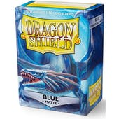 Dragon Shield Card Sleeves - Matte Blue (100)