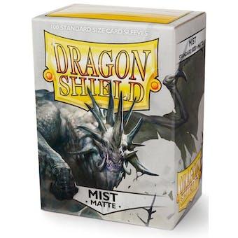 Dragon Shield Card Sleeves - Matte Mist (100)