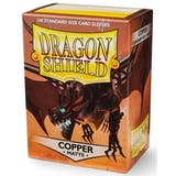 Dragon Shield Card Sleeves - Matte Copper (100)