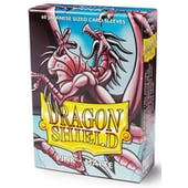 Dragon Shield Yu-Gi-Oh! Size Card Sleeves - Matte Pink (60)
