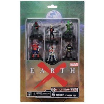 WizKids HeroClix Marvel Earth X Starter