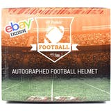 2019 Hit Parade Auto Full Size Football Helmet Ebay Ed 1-Box Ser 1- DACW Live 8 Spot Random Division Break 2