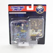 Jack Eichel Autographed Buffalo Sabres Custom Starting Lineup