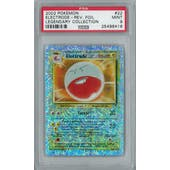 Pokemon Legendary Collection Reverse Foil Electrode 22/110 PSA 9