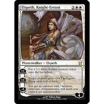 Magic the Gathering Modern Masters Single Elspeth, Knight-Errant - NEAR MINT (NM)