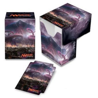 CLOSEOUT - ULTRA PRO EMRAKUL, THE PROMISED END DECK BOX - 60 COUNT CASE