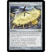 Magic the Gathering Modern Masters Single Engineered Explosives FOIL SLIGHT PLAY (SP)