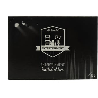 2020 Hit Parade Entertainment Limited Edition - Series 6 - Hobby 10-Box Case /100 Parsons-Pattinson-Ridley