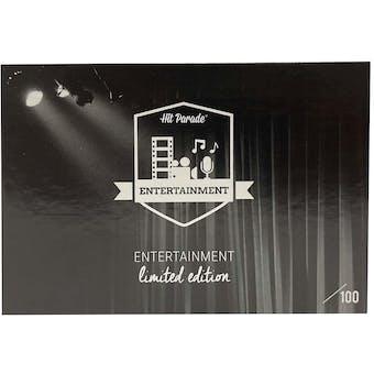 2021 Hit Parade Entertainment Limited Ed Series 1 - 10-Box Case - DACW Live 10 Spot Random Box Break #1