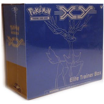 Pokemon XY Elite Trainer Box - Blue (Xerneas)