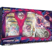Pokemon Eternatus VMAX Premium Collection 6-Box Case (Presell)