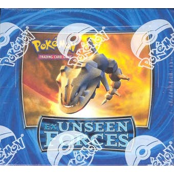 Pokemon EX Unseen Forces Booster Box