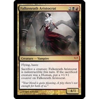 Magic the Gathering Dark Ascension Single Falkenrath Aristocrat Foil
