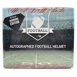 2019 Hit Parade Auto Football Helmet Diamond Ed 1-Box Ser 1 - DACW Live 32 Spot Random Team Break #1