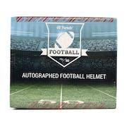 2019 Hit Parade Auto Full Size Football Helmet 1-Box Series 7- DACW Live 32 Spot Random Team Break #1