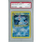Pokemon Neo Genesis Feraligatr 5/111 PSA 9