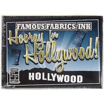 Hooray For Hollywood Hobby Box (Famous Fabrics Ink 2011)