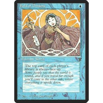 Magic the Gathering Legends Single Field of Dreams - SLIGHT PLAY (SP)