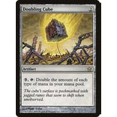Magic the Gathering Fifth Dawn Single Doubling Cube FOIL - SLIGHT PLAY (SP)