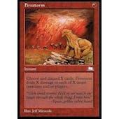 Magic the Gathering Weatherlight Single Firestorm - NEAR MINT (NM)