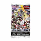 Yu-Gi-Oh Fists of Gadgets Booster 12-Box Case (Presell)
