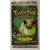 Pokemon Jungle 1st Edition Booster Pack - Flareon Art HEAVY WOTC