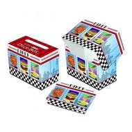 Ultra Pro Foodie Diner Full View Side Load Deck Box