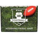 2019 Hit Parade Autographed Football Jersey Hobby Box - Series 8 - Patrick Mahomes & Kyler Murray!!!