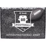 2019 Hit Parade Auto Football Jersey 1-Box Series 5- DACW Live 8 Spot Random Division Break #1