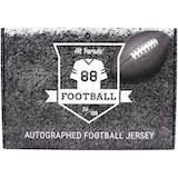 2019 Hit Parade Autographed Football Jersey Hobby Box - Series 5 - Patrick Mahomes & Baker Mayfield!!!