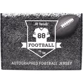 2019 Hit Parade Auto 1st Round Ed Football Jersey 1-Box Series 1- DACW Live 8 Spot Random Division Break #7