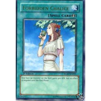 Yu-Gi-Oh Raging Battle Single Forbidden Chalice Ultra Rare