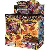 Pokemon Sun & Moon: Forbidden Light Booster Box