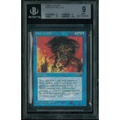 Magic the Gathering Alliances Force of Will BGS 9 (9, 9, 9, 9.5)
