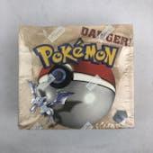 Pokemon Fossil Unlimited Booster Box (EX-MT)