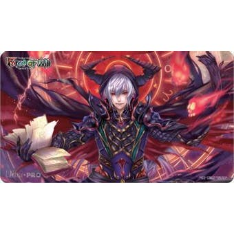 CLOSEOUT - ULTRA PRO LIMITED EDITION FRIDAY THE 13TH FORCE OF WILL PLAYMAT - 12 COUNT CASE