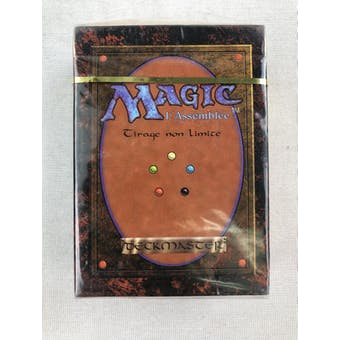 Magic the Gathering 3rd Edition (Revised) FRENCH Starter Deck - FWB