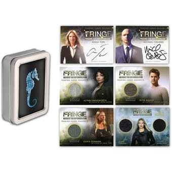 Fringe Season 5 Trading Cards Premium Collection (Cryptozoic 2014)