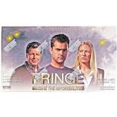 Fringe Seasons 1 & 2 Trading Cards Box (Cryptozoic 2012)