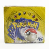 Pokemon Base Set 1 Booster Box - 1st Edition Limited Printing - INVESTMENT QUALITY! [BANK WIRE ONLY]