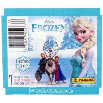 Disney Frozen Enchanted Moments Sticker Pack (Lot of 500)