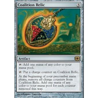Magic the Gathering Future Sight Single Coalition Relic Foil