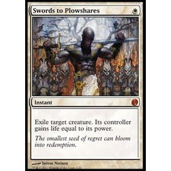 Magic the Gathering FTV Twenty Single Swords to Plowshares FOIL - NEAR MINT (NM)