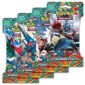 Pokemon XY Furious Fists Sleeved Booster 144 Pack Case