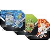 Pokemon Galar Partners 6-Tin Case (Presell)