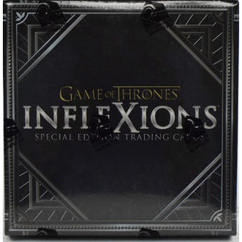 Game Of Thrones Inflexions Hobby Box (Rittenhouse 2019)