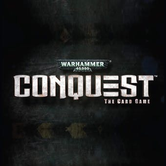Warhammer 40,000 Conquest LCG War Pack Lot - 4,320 Items, $64,000+ SRP!