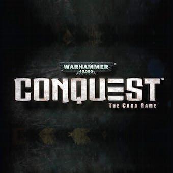 Warhammer 40,000 Conquest LCG War Pack Lot - 4,779 Items, $64,000+ SRP!
