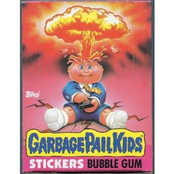 Garbage Pail Kids Series 1 Wax Box (1985-88 Topps)