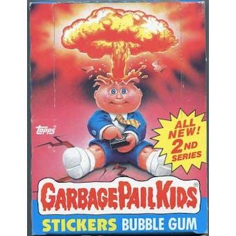 Garbage Pail Kids Series 2 Wax Box (1985-88 Topps)